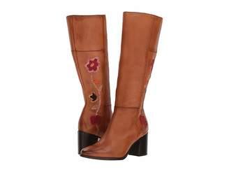 Frye Nova Flower Tall Women's Shoes