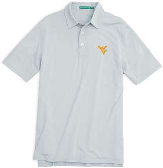 Southern Tide Gameday Driver Polo - West Virginia University