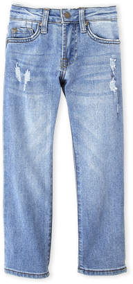 7 For All Mankind Toddler Boys) Standard Distressed Jeans