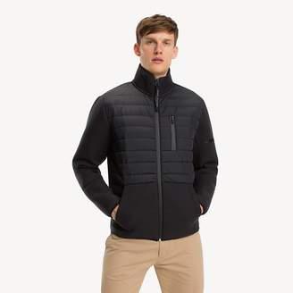 Padded Zip-Thru Jacket