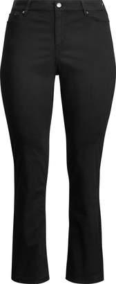 Ralph Lauren Premier Sateen Straight Pant