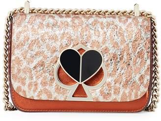 Kate Spade Small Nicola Leather Shoulder Bag