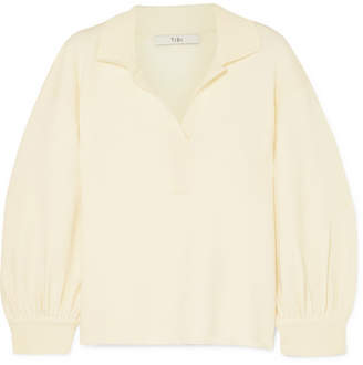 Tibi Merino Wool Sweater - Ivory