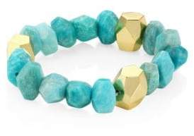 Nest Amazonite Stretch Bracelet