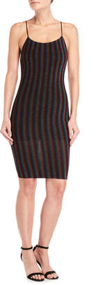 Hot & Delicious Rainbow Lurex Dress