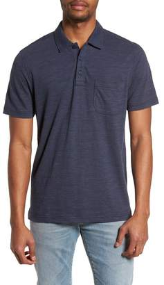 1901 Space Dyed Pocket Polo