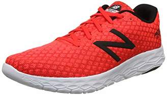 ddfc79a1fc107 New Balance Red Leather Shoes For Men - ShopStyle UK