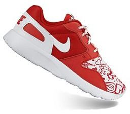 Nike Kaishi Pre-School Girls' Printed Running Shoes $55 thestylecure.com