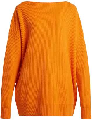 Tomas Maier Ribbed cashmere sweater