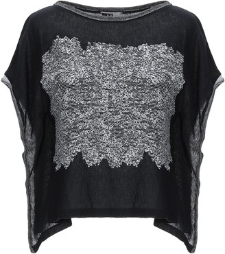 M GRAY Sweaters - Item 39928111MG