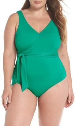 Becca Etc Color Splash One-Piece Swimsuit