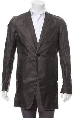 Rick Owens Cyclops Wool Jacket