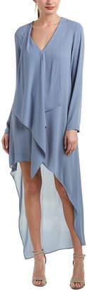 BCBGMAXAZRIA Kyndal Midi Dress