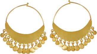 Maeri Design Gold Boho Hoops