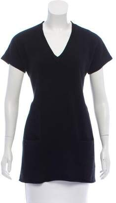 Vince Short Sleeve Knit Tunic