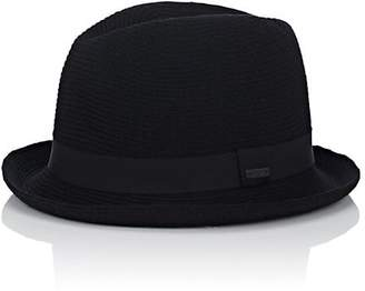 CA4LA Men's Caveman Wool-Blend Fedora