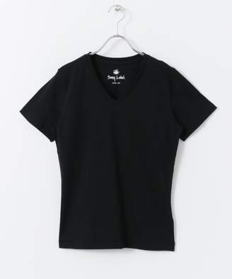 Sonny Label (ソニー ラベル) - URBAN RESEARCH Sonny Label USAcotton スラブVネックTシャツ