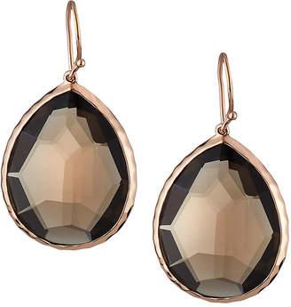 Ippolita Rose Rock Candy Large Teardrop Quartz Earrings