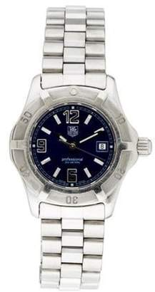 Tag Heuer 2000 Exclusive Watch blue 2000 Exclusive Watch