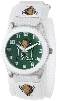 """Game Time Unisex COL-ROW-MAR """"Rookie White"""" Watch - Marshall"""