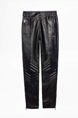 Zadig & Voltaire Pider Biker Pants