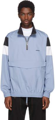 Ambush Blue Track Shirt Jacket