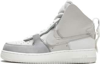 Nike Force 1 High PSNY 'PSNY' - Matte Silver/Light Bone