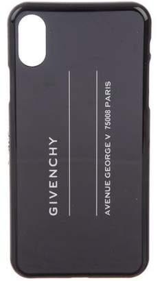Givenchy Logo iPhone Case