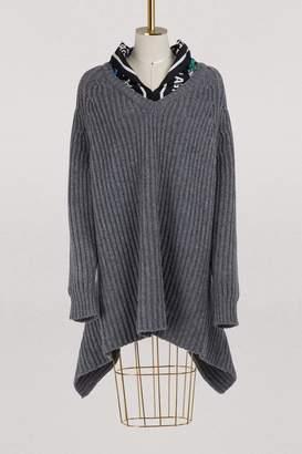 Balenciaga Cut knit