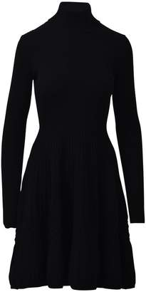 DSQUARED2 A-line Black Viscose Dress