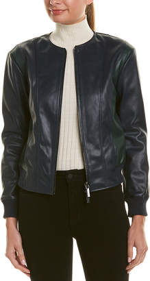 Armani Exchange Color Blocked Jacket