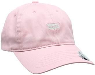 Levi s Men s Mini Batwing Dad Hat (self Closure) Flat Cap 1d563b15793