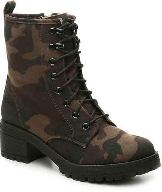 Madden-Girl Eloise Combat Boot - Women's