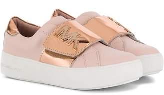 ba8010675 Michael Kors Pink Girls' Clothing - ShopStyle