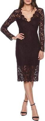 Bardot Midnights Lace Dress