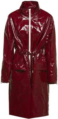 Isabel Marant Drawstring Waist Raincoat