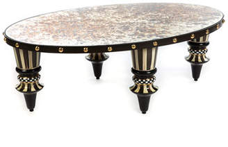 Mackenzie Childs MacKenzie-Childs Dotography Coffee Table
