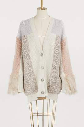 Stella McCartney Cotton cardigan