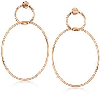 Jules Smith Designs Circle Hoop Earrings