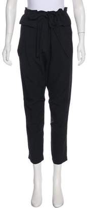 Chloé High-Rise Cropped Pants w/ Tags