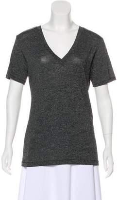 Rag & Bone Short Sleeve V-Neck