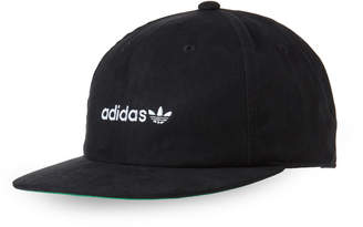 adidas Black Originals Relaxed Flatbrim Cap