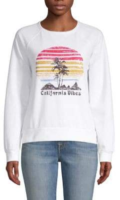 C&C California Graphic Raglan-Sleeve Sweatshirt