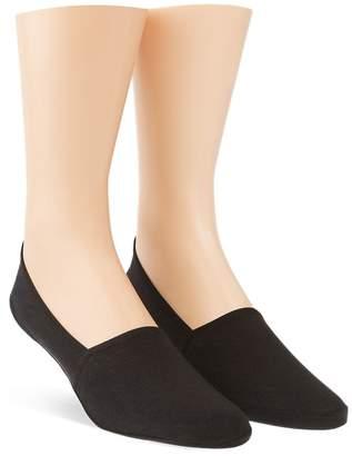 Calvin Klein No Show Liner Socks, Pack of 2