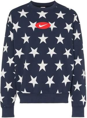 Nike NRG stars fleece sweatshirt