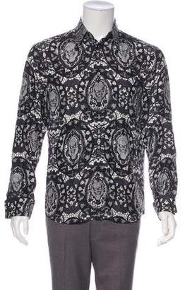 Alexander McQueen French Cuff Shirt