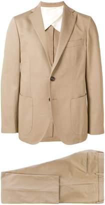 Doppiaa slim single breasted suit
