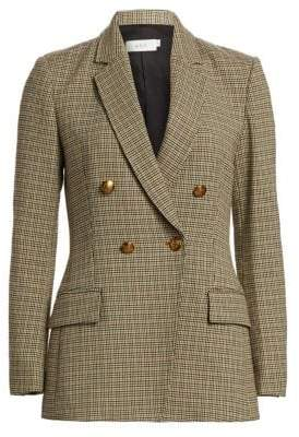 A.L.C. Sedgwick Houndstooth Jacket