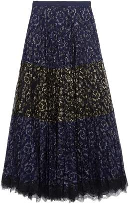 Saloni Long skirts - Item 35385481WJ