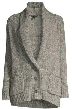 Eileen Fisher Shawl Collar Cardigan